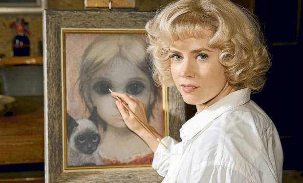 Amy Adams en Big Eyes Margaret Keane