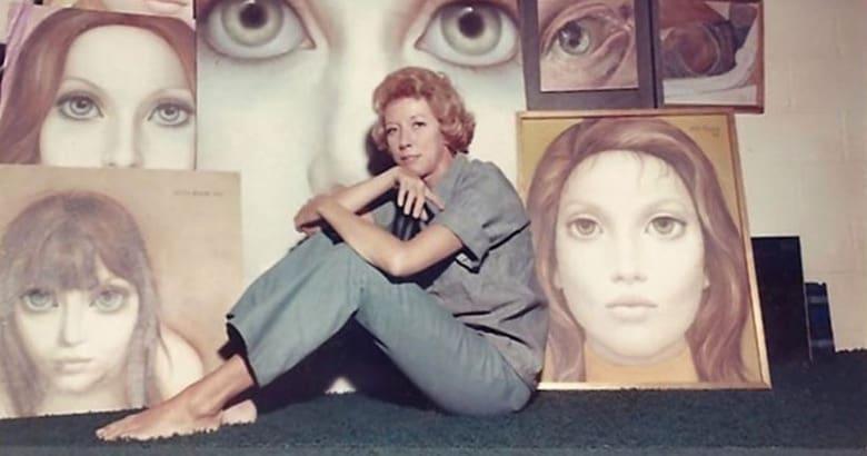 Margaret Keane - Ojos grandes