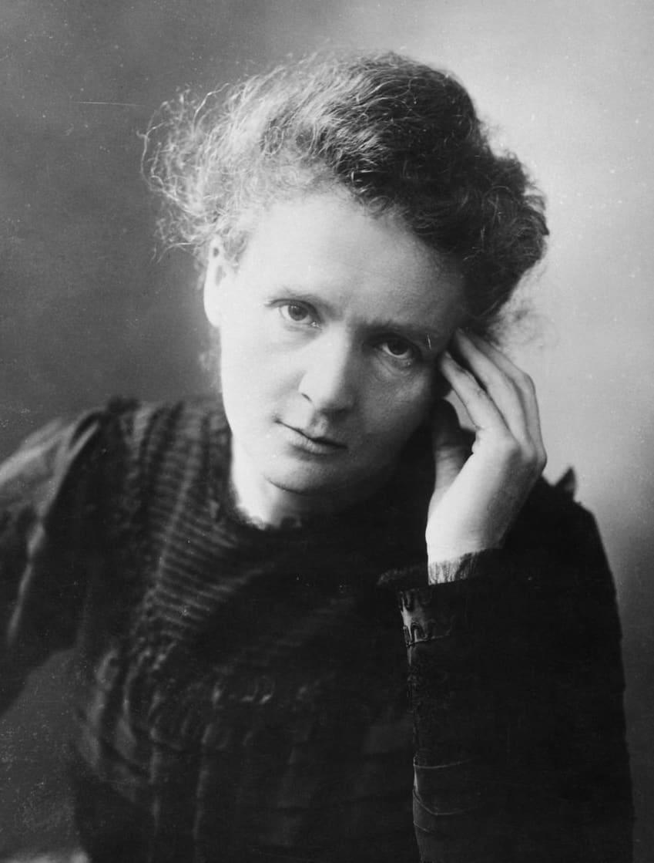 Marie Curie - Física