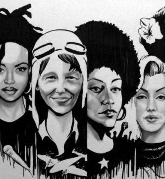 Mujeres de nuestra historia