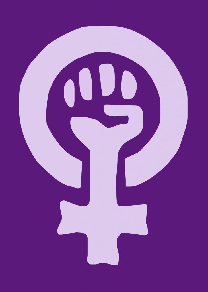 Woman power - Simbolo