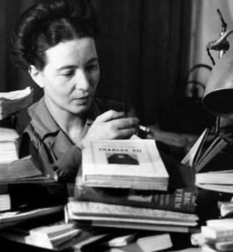 Simone De Beauvoir - Feminista