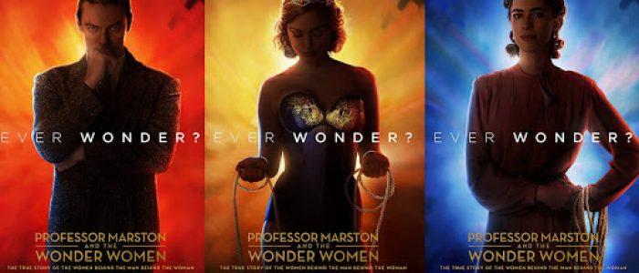 Wonder Woman y el Profesor Martson