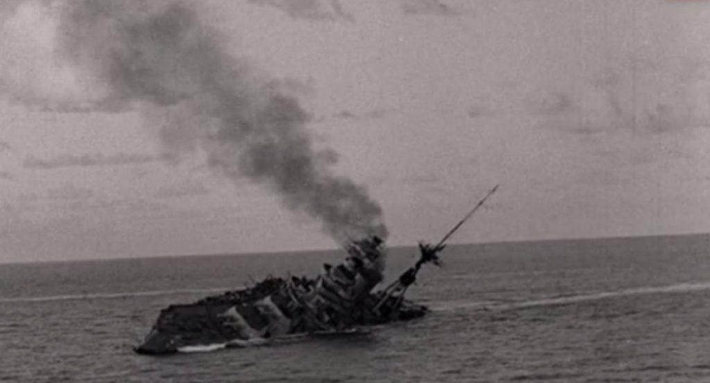 Barcos Hundidos II Guerra Mundial
