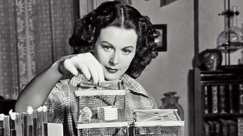 Hedy Lamarr - Actriz e Ingeniera