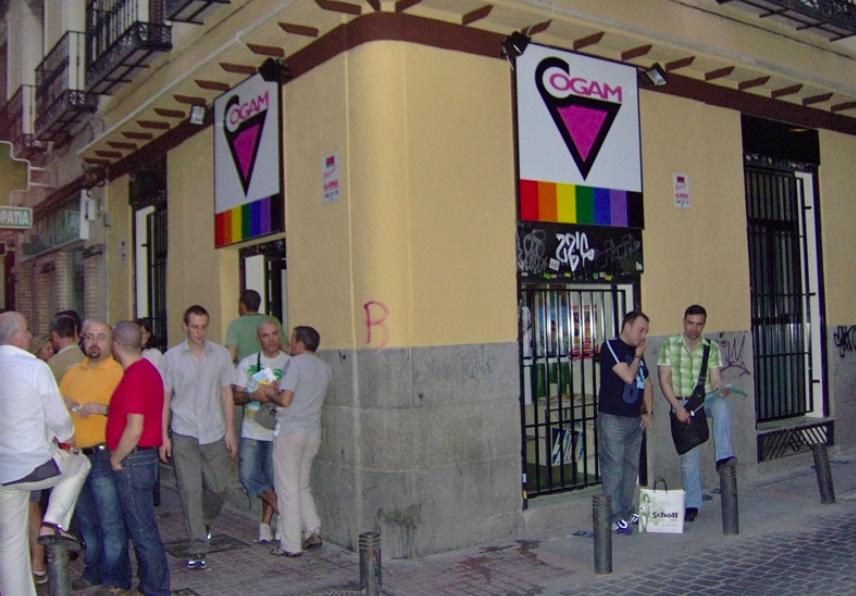 Sede Cogam Madrid